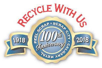 100th Anniversary Of Peel scrap
