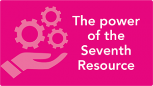 The power of the seventh resource